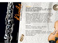 Klezmart - traditionelle Klezmermusik
