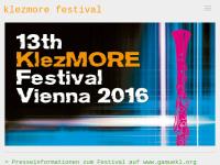 KlezMore - Festival Wien 2007