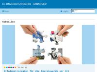 Klimaschutzportal der Region Hannover