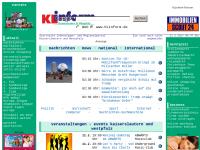 KLinform - Portal für die Region
