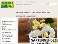 Garten-Center Klipphahn, Wedemark, Bissendorf, Ausstellung, Baumschule