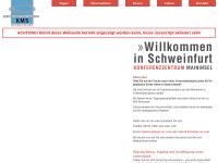 Konferenzzentrum Maininsel Schweinfurt