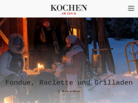 Kochen am Tisch - Rezepte, Informationen zu Fondue, Raclette, Tischgrill, Fondue Chinoise