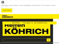 Köhrich Autovermietung und Reifenhandel