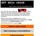 Schwules Überfalltelefon Köln 19228
