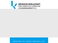 Kölnische Gesellschaft für christlich-jüdische Zusammenarbeit