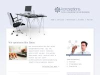 Konzeptions Excel Solutions - Hanno Klamp