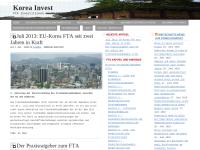 Korea Invest - Dr. Simon Baier LL.M.