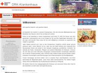 DRK Krankenhaus Sondershausen