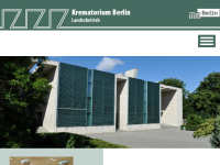 Krematorium - Berlin