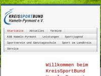 Kreissportbund Hameln-Pyrmont e.V.
