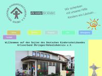 Kinderschutzbund Öhringen Hohenlohekreis e.V.