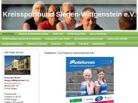 Kreissportbund Siegen-Wittgenstein e. V.