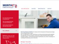 Montas Montagedienste mit System GmbH für Möbel und Einrichtungsgüter