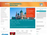 Kulturportal Russland