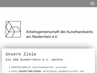 Arbeitsgemeinschaft Kunsthandwerk am Niederrhein e.V.