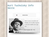 Kurt Tucholsky Infoseiten