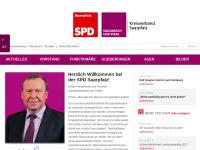 SPD Sozialdemokratische Partei Deutschlands Kreisverband