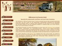 Kwenda Safari
