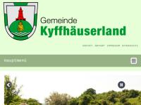 Gemeinde Kyffhäuserland