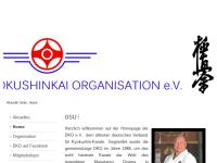 Deutsche Kyokushinkai Organisation e.V.
