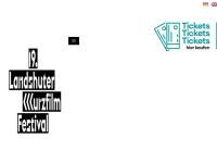 Landshuter Kurzfilmfestival