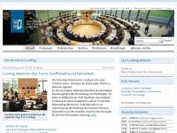 Landtag des Landes Schleswig-Holstein