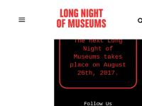 Berlin, Lange Nacht der Museen