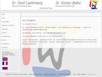 Laufenberg, Dr. med. dent. Gerd