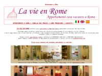 La vie en Rome