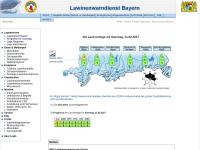 Lawinenwarndienst Bayern