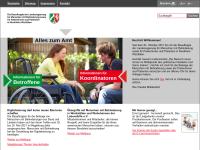 Der Beauftragte der Landesregierung für die Belange der Menschen mit Behinderung