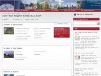 Leer city-map