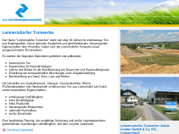 Leimersdorfer Tonwerke Jakob Linden GmbH & Co. KG