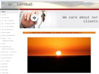 Lernbass, Dr. Gert, Facharzt für Gynäkologie und Geburtshilfe
