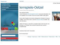 Fachhandel lernspiele-oetzel, Kornelia Oetzel
