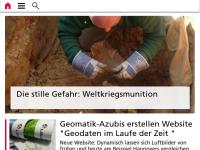 Landesvermessung und Geobasisinformation Niedersachsen (LGN)