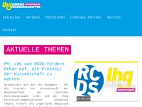 LHG - Liberale Hochschulgruppe Darmstadt