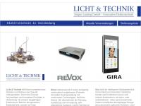 Licht und Technik Jürgen Ludwig GmbH