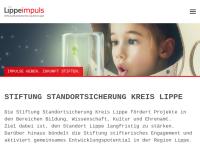 Lippeimpuls - Stiftung Standortsicherung Kreis Lippe