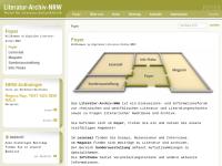 Literatur Archiv NRW