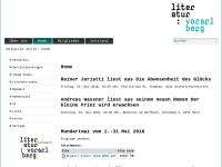 Literatur Vorarlberg