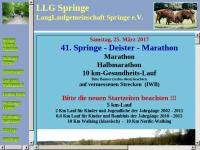 Langlauf-Gemeinschaft Springe e.V.