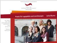 Praxis für Logopädie Jutta Blume