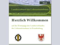 Landesverband der Lohnunternehmer in Land und Forstwirtschaft in Brandenburg e.V.