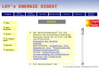Loy's Energie Digest