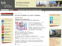 Landeszentrale für politische Bildung Baden-Württemberg (LpB) - Außenstelle Freiburg