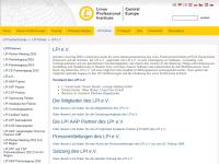 Professionelle Zertifizierung für die Linux Community - LPI