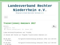 Landesverband Rechter Niederrhein (LRN) im Bund deutscher Karneval e.V.