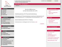 Landesschule und Technischen Einrichtung für Brand- und Katastrophenschutz (LSTE)